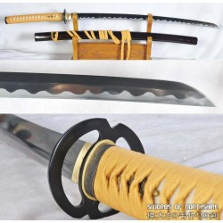 Hand Forged 1095 High Carbon Steel Sakabato Reverse Edge Samurai Katana Sword