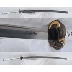 Custom-Made Hand Forged Samurai Sword Japanese Katana