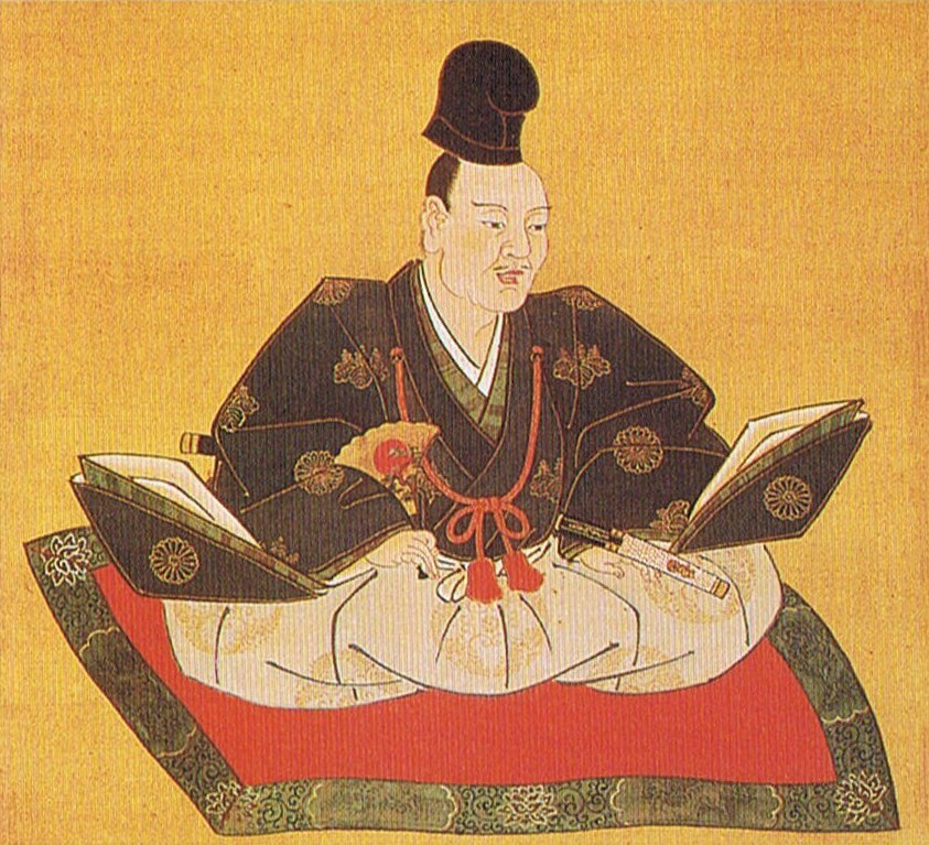painting of yoshinaka